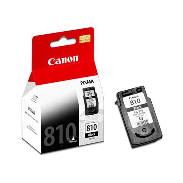 Canon PG-810 Black Siyah Orijinal Mürekkep Kartuş