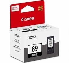 Canon PG-89 Black Siyah Orijinal Mürekkep Kartuş