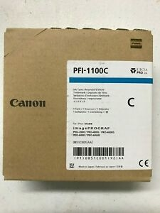 Canon PGI-1100 C Cyan Mavi Orijinal Mürekkep Kartuş