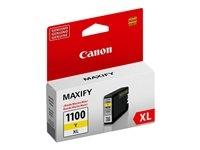 Canon PGI-1100XL Y Yellow Sarı Orijinal Mürekkep Kartuş
