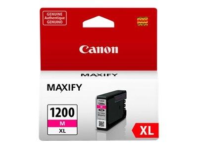 Canon PGI-1200XL M Magenta Kırmızı Orijinal Mürekkep Kartuş
