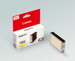 Canon PGI-1300 Y Yellow Sarı Orijinal Mürekkep Kartuş