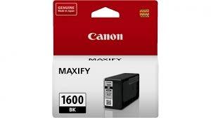 Canon PGI-1600 BK Black Siyah Orijinal Mürekkep Kartuş
