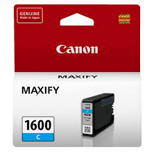 Canon PGI-1600 C Cyan Mavi Orijinal Mürekkep Kartuş