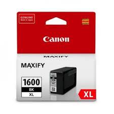 Canon PGI-1600XL BK Black Siyah Orijinal Mürekkep Kartuş