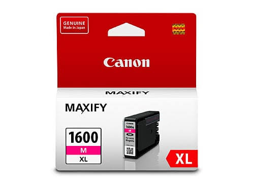 Canon PGI-1600XL M Magenta Kırmızı Orijinal Mürekkep Kartuş