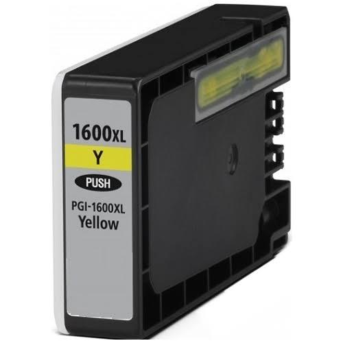 Canon PGI-1600XL Y Yellow Sarı Orijinal Mürekkep Kartuş