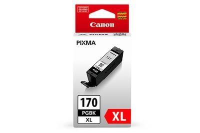 Canon PGI-170XL PGBK Black Siyah Orijinal Mürekkep Kartuş
