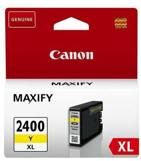 Canon PGI-2400XL Y Yellow Sarı Orijinal Mürekkep Kartuş
