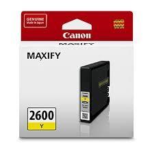 Canon PGI-2600 Y Yellow Sarı Orijinal Mürekkep Kartuş