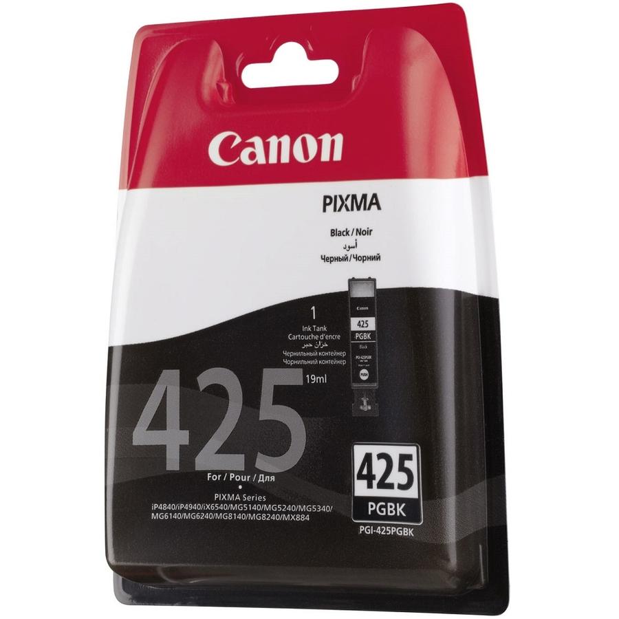 Canon PGI-425 PGBK Black Siyah Orijinal Mürekkep Kartuş