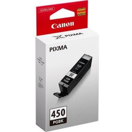 Canon PGI-450 PGBK Black Siyah Orijinal Mürekkep Kartuş