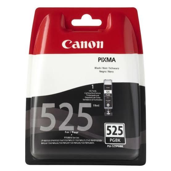 Canon PGI-525 PGBK Black Siyah Orijinal Mürekkep Kartuş