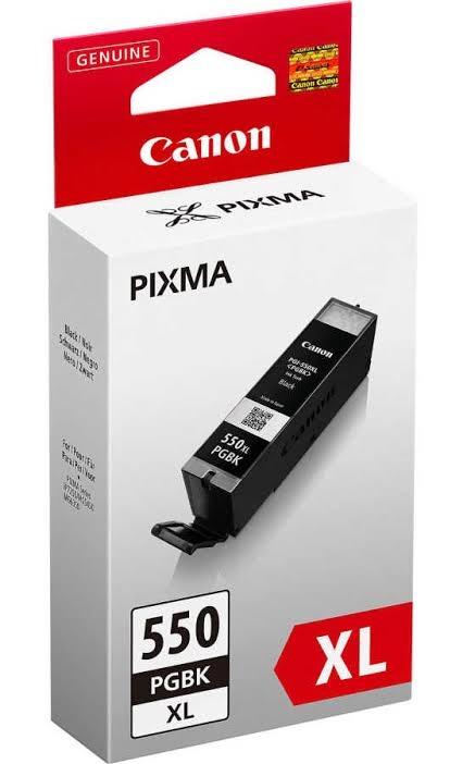 Canon PGI-550XL PGBK Black Siyah Orijinal Mürekkep Kartuş