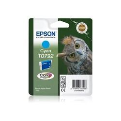 EPSON - Epson T0792 Cyan Mavi Orijinal Mürekkep Kartuş