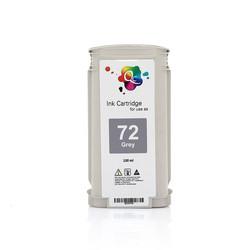 HP - HP 72 C9374A Grey Gri Muadil Mürekkep Kartuş 130ml