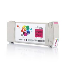 HP - HP 773 C1Q39A Magenta Kırmızı Muadil Mürekkep Kartuş 775ml
