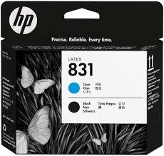 - HP 831 Latex Printhead Baskı Kafası Cyan Black CZ677A