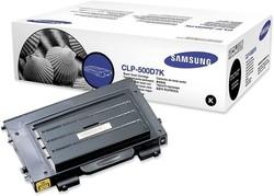 Samsung CLP-500D7K Black Siyah Orijinal Toner Kartuş