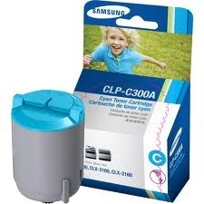 Samsung CLP-C300A Cyan Mavi Orijinal Toner Kartuş