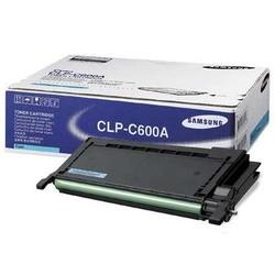 Samsung CLP-C600A Cyan Mavi Orijinal Toner Kartuş