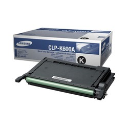 Samsung CLP-K600A Black Siyah Orijinal Toner Kartuş