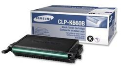 Samsung CLP-K660B Black Siyah Orijinal Toner Kartuş HC