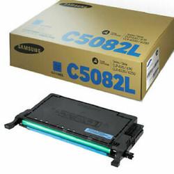 Samsung CLT-C5082L Cyan Mavi Orijinal Toner Kartuş HC