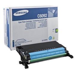 Samsung CLT-C6092S Cyan Mavi Orijinal Toner Kartuş
