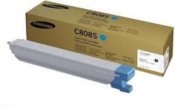Samsung CLT-C808S Cyan Mavi Orijinal Toner Kartuş