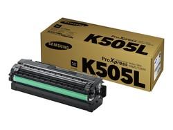 Samsung CLT-K505L Black Siyah Orijinal Toner Kartuş HC