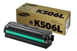 Samsung CLT-K506L Black Siyah Orijinal Toner Kartuş HC