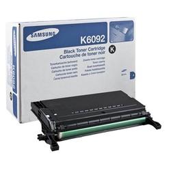 Samsung CLT-K6092S Black Siyah Orijinal Toner Kartuş
