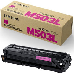 Samsung CLT-M503L Magenta Kırmızı Orijinal Toner Kartuş HC