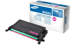 Samsung CLT-M5082S Magenta Kırmızı Orijinal Toner Kartuş