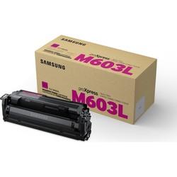 Samsung CLT-M603L Magenta Kırmızı Orijinal Toner Kartuş HC
