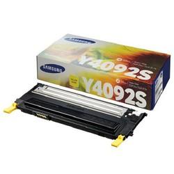 Samsung CLT-Y4092S Yellow Sarı Orijinal Toner Kartuş