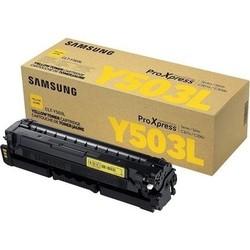 Samsung CLT-Y503L Yellow Sarı Orijinal Toner Kartuş HC