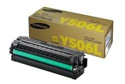 Samsung CLT-Y506L Yellow Sarı Orijinal Toner Kartuş HC