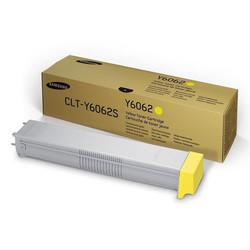 Samsung CLT-Y6062S Yellow Sarı Orijinal Toner Kartuş