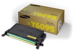 Samsung CLT-Y6092S Yellow Sarı Orijinal Toner Kartuş